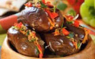 Маринованные баклажаны на зиму – 6 лучших рецептов