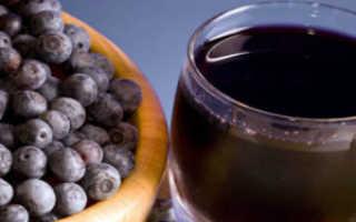 Вино из черники в домашних условиях: простой рецепт пошагового приготовления