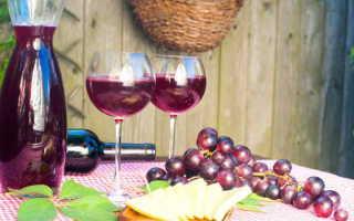 Вино из винограда Лидия: 7 лучших рецептов приготовления в домашних условиях