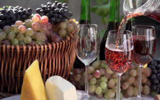 Вино виноградное полусладкое в домашних условиях: как сделать, 3 лучших рецепта