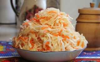 Квашеная капуста быстрого приготовления: 5 рецептов хрустящей и сочной капусты