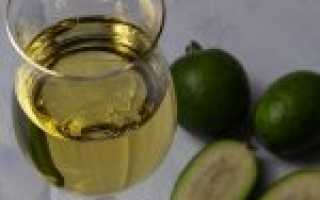 Вино из фейхоа: 2 простых пошаговых рецепта приготовления в домашних условиях