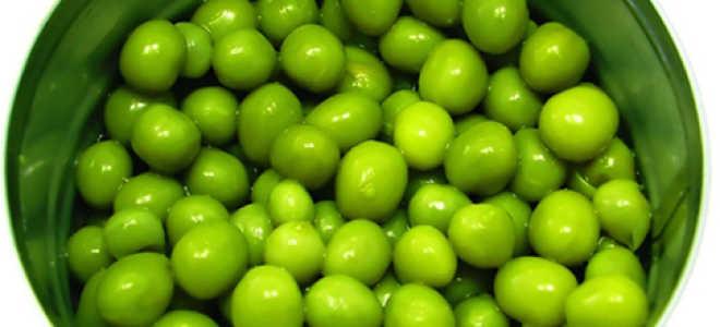 Зеленый горох: польза и вред для здоровья организма