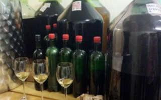 Вино из кишмиша в домашних условиях: можно ли делать, 6 простых рецептов