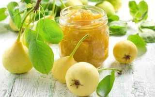 Варенье из зеленых груш: 4 лучших пошаговых рецепта приготовления, хранение