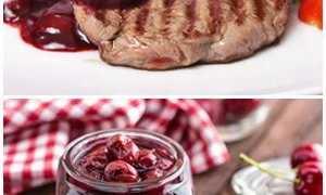 Маринованная вишня на зиму: рецепты приготовления заготовок в домашних условиях