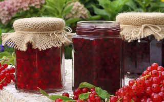 Варенье из красной смородины и яблок на зиму: 3 простых рецепта с фото