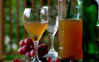Вино из замороженного винограда в домашних условиях: технология приготовления
