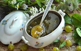 Джем из смородины и крыжовника на зиму: пошаговый рецепт приготовления, хранение