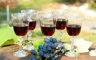 Как сделать вино из винограда Изабелла: 6 пошаговых рецептов в домашних условиях