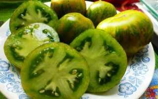 Томат Зебра: зеленая, оранжевая, желтая и другие цвета, характеристика и описание сорта с фото
