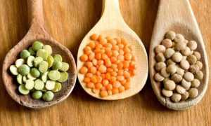 Чечевица при грудном вскармливании: можно ли кормящей маме, рецепты
