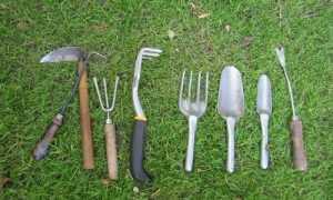 Садовый инвентарь для удаления сорняков: какой нужен и создание иструментов своими руками