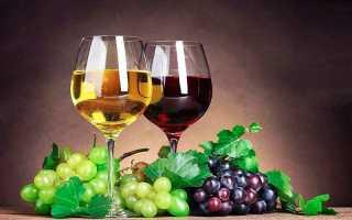 Вино из черного винограда в домашних условиях: 6 лучших рецептов приготовления