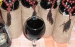 Вино из черноплодки: 7 простых пошаговых рецептов приготовления в домашних условиях
