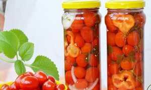 Коктейльные помидоры для зимы: 10 лучших рецептов для выбора фотографиями и видео