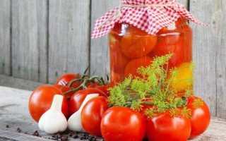 Консервированные помидоры: рецепт Облизывание пальчиков зимой (с фото пошагово)