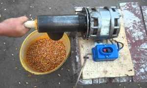 Лущилка для кукурузы своими руками: чертежи с видео